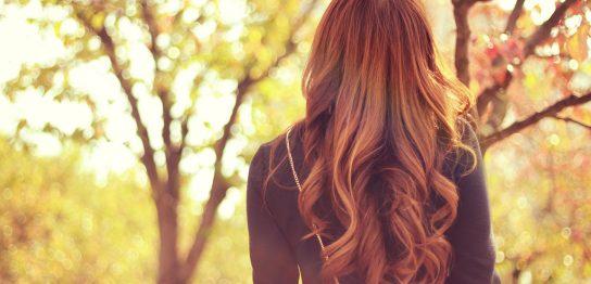 秋のヘアスタイル