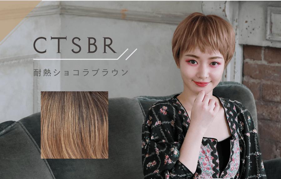 CTSBR耐熱ショコラブラウン